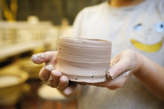 Pottery 4 - Teen Pottery