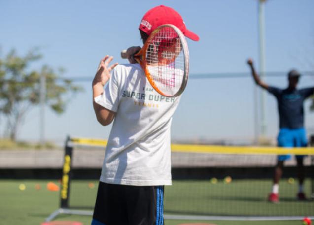 Super Duper Tennis