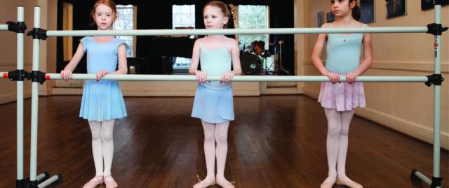 Ballet I (Ages 4 1/2 - 5)