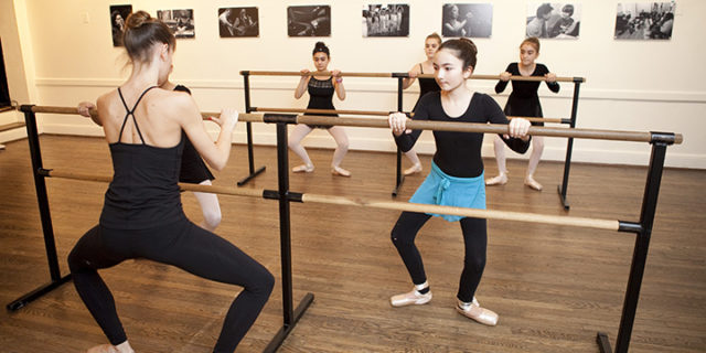 Ballet II (Ages 5-7)