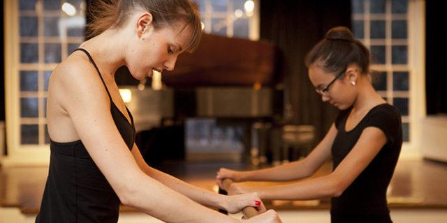 Ballet III (Ages 8-9)