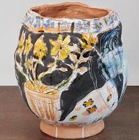 <em>Clay is Just Thick Paint</em>, Jennifer Rochlin