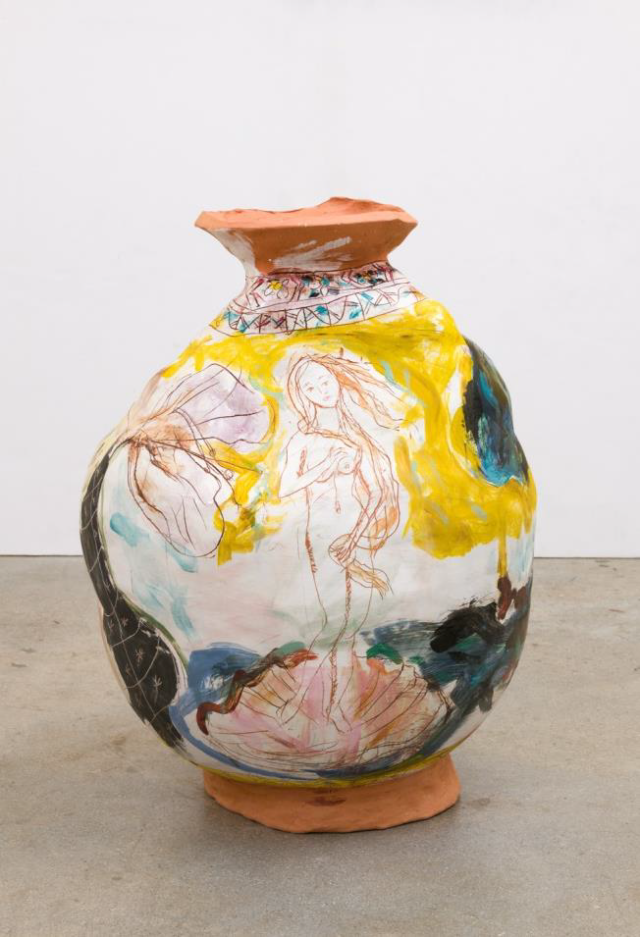 <em>Clay is Just Thick Paint</em>, Jennifer Rochlin