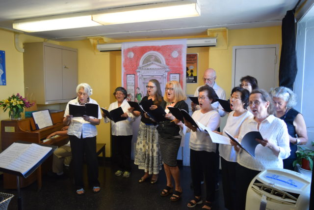 Greenwich House Music School and Senior Centers Join Forces to Create SU-CASA Adult Choir