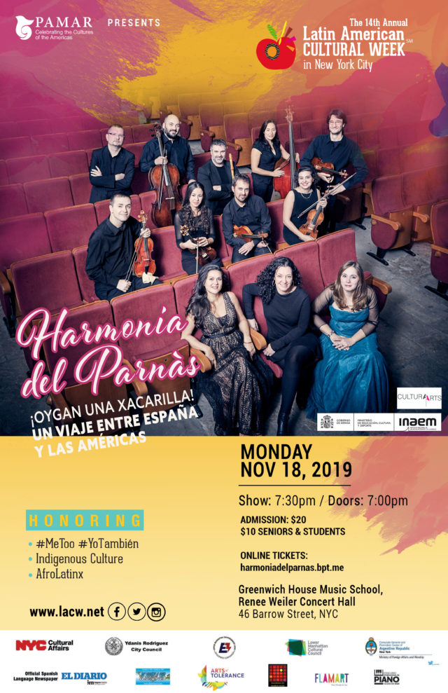 Latin American Cultural Week: