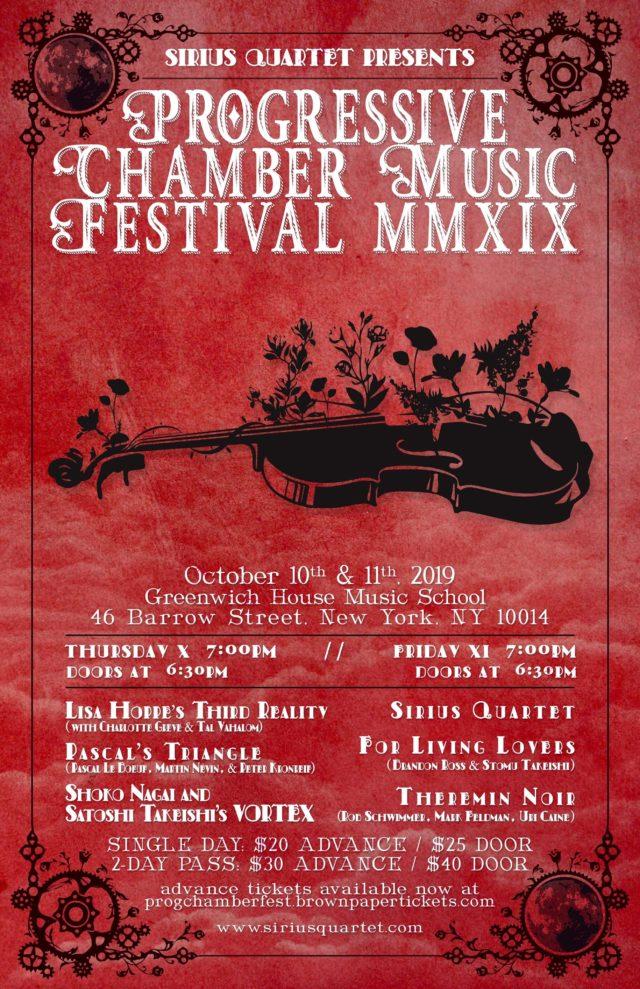 Progressive Chamber Music Festival, Day Two