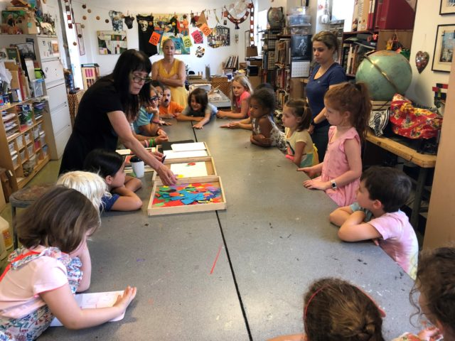 Summer Arts Camp Week 7 (August 17th - August 21st)