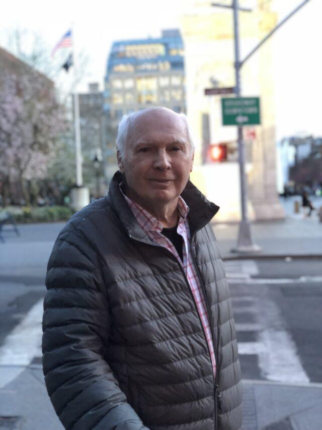In Memoriam: Tom Connor, Center on the Square Volunteer