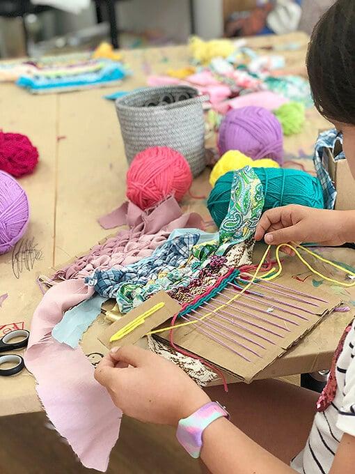 Textile Arts - New Class!