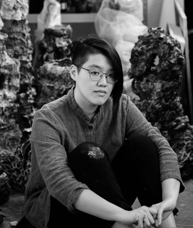 Heidi Lau Artist Talk