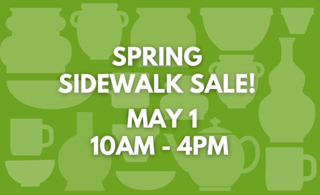 Ceramic Sidewalk Sale